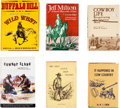 Movie/TV Memorabilia:Memorabilia, Six Western Books.... (Total: 6 )