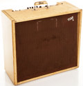 Musical Instruments:Amplifiers, PA, & Effects, 1961 Gibson Vari-Tone Tweed Guitar Amplifier, #170399....