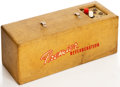 Musical Instruments:Amplifiers, PA, & Effects, 1960s Premier Reverberation Tweed Reverb Unit, #101721....