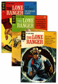 Silver Age (1956-1969):Western, Lone Ranger File Copy Group (Gold Key, 1965-76) Condition: Average VF/NM.... (Total: 17 Comic Books)