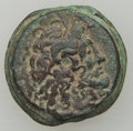 Ancients:Ancient Lots  , Ancients: PTOLEMAIC EGYPT. Ptolemy II-VI (281-145 BC). Lot of two bronzes (2). ... (Total: 2 coins)