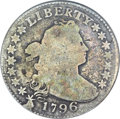 Early Dimes, 1796 10C Good 6 ANACS. JR-1, R.3....