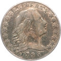 Early Half Dimes, 1795 H10C VF20 PCGS. V-5, LM-8, R.3....