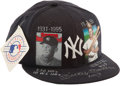 "Autographs:Others, Circa 1990 Mickey Mantle No. 7 Signed ""Portrait"" Cap...."