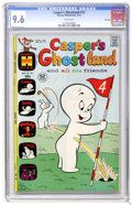 Bronze Age (1970-1979):Humor, Casper's Ghostland #72 File Copy (Harvey, 1973) CGC NM+ 9.6 Whitepages....