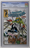 Modern Age (1980-Present):Superhero, The Amazing Spider-Man #299 (Marvel, 1988) CGC NM+ 9.6 Whitepages....