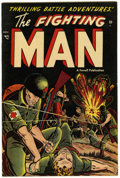 "Golden Age (1938-1955):War, Fighting Man #2 Davis Crippen (""D"" Copy) pedigree (Farrell, 1952)Condition: VF+...."