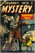 Bronze Age (1970-1979):Horror, Journey Into Mystery #16 (Marvel, 1975) Condition: VG....