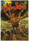 "Golden Age (1938-1955):War, G. I. Joe V2#10 Davis Crippen (""D"" Copy) pedigree (Ziff-Davis,1952) Condition: NM-...."