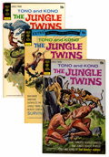 Bronze Age (1970-1979):Miscellaneous, The Jungle Twins File Copies Group (Gold Key/Whitman, 1972-82)Condition: Average VF+.... (Total: 13 Comic Books)