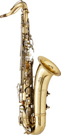 Musical Instruments:Horns & Wind Instruments, 1959 Conn Naked Lady 10M Brass Tenor Saxophone, #748972....