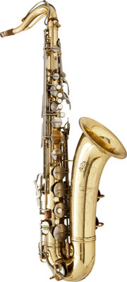 1959 Conn Naked Lady 10M Brass Tenor Saxophone, #748972
