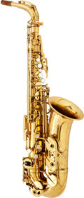 Musical Instruments:Horns & Wind Instruments, 1939 Selmer Balanced Action Lacquer Alto Saxophone, #28279....