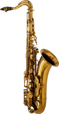 Musical Instruments:Horns & Wind Instruments, 1951 Selmer SBA Lacquer Tenor Saxophone, #47214....
