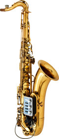 Musical Instruments:Horns & Wind Instruments, 1967 Selmer Mark VI Re-Lacquered Tenor Saxophone, #143012....