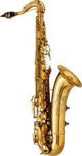 Musical Instruments:Horns & Wind Instruments, 1941 Conn Naked Lady 10M Lacquer Tenor Saxophone, #329396....