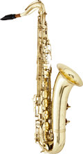 Musical Instruments:Horns & Wind Instruments, 1961 Conn Naked Lady Lacquer Tenor Saxophone, #867803....