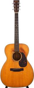Musical Instruments:Acoustic Guitars, 1941 Martin 000-18 Natural Acoustic Guitar, #79925....