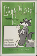 """Movie Posters:Animation, Loopy De Loop (Columbia, 1960). Stock One Sheet (27"""" X 41"""").Animation.. ..."""