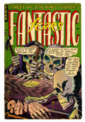 Golden Age (1938-1955):Horror, Fantastic Fears #5 (Farrell, 1954) Condition: GD+....