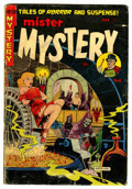 Golden Age (1938-1955):Horror, Mister Mystery #6 (Aragon, 1952) Condition: GD....