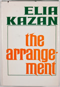Books:First Editions, Elia Kazan. The Arrangement. New York: Stein and Day,[1967]. Book club edition. Octavo. Publisher's binding and dus...
