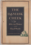 Books:First Editions, John Van Druten and Lloyd Morris. The Damask Cheek. NewYork: Random House, [1943]. First edition, first printing. O...