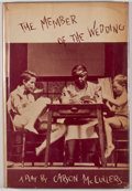 Books:First Editions, Carson McCullers. The Member of the Wedding. [New York]: NewDirections, [1951]. First edition, first printing. Oct...