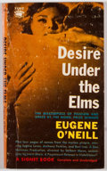 Books:First Editions, Eugene O'Neill. Desire Under the Elms. [New York]: Signet,[1958]. First paperback edition, first printing. Mass...