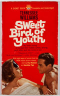 Books:First Editions, Tennessee Williams. Sweet Bird of Youth. [New York]: Signet,[1962]. First paperback edition, first printing. Mass m...