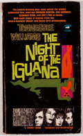 Books:First Editions, Tennessee Williams. The Night of the Iguana. [New York]:Signet, [1964]. First paperback edition, first printing...