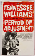 Books:First Editions, Tennessee Williams. Period of Adjustment. [New York]:Signet, [1962]. First paperback edition, first printing. M...