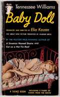 Books:First Editions, Tennessee Williams. Baby Doll. [New York]: Signet, [1956].First paperback edition, first printing. Mass market. Pub...