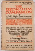Books:Literature 1900-up, The Bedroom Companion or A Cold Night's Entertainment. New York: Arden Book, 1943. War edition. Octavo. Publisher's bind...