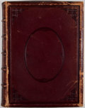 Books:First Editions, One Hundred Years of American Independence. New York: A. S.Barnes, 1876. Octavo. Publisher's full leather. Rubbed. Lack...