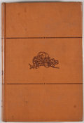 Books:Signed Editions, T. M. Pearce. INSCRIBED BY PEARCE. Lane of the LLano. Boston: Little, Brown, 1936. First edition. Inscribed by Pea...