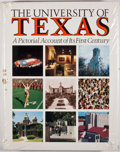 Books:First Editions, Margaret C. Berry. The University of Texas: A Pictorial Accountof Its First Century. Austin: University of Texas Pr...