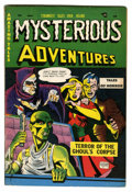 Golden Age (1938-1955):Horror, Mysterious Adventures #2 (Story Comics, 1951) Condition: FN+....