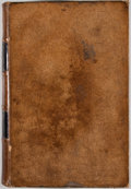 Books:First Editions, Francis Wharton. A Treatise on Medical Jurisprudence.Philadelphia: Kay & Brother, 1855. First edition. Octavo. ...