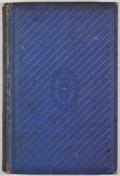 Books:First Editions, Notes on Hospital Life From November, 1861, to August, 1863.Philadelphia: Lippincott, 1864. First edition. Octavo. ...