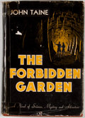 Books:First Editions, John Taine. The Forbidden Garden. Reading: Fantasy Press,1947. First edition, first printing. Octavo. Publisher's b...