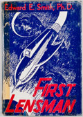 Books:First Editions, Edward E. Smith. First Lensman. Reading: Fantasy Press,1950. First edition, first printing. Octavo. Publisher's bin...