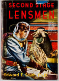 Books:First Editions, Edward E. Smith. Second Stage Lensmen. Reading: FantasyPress, [1953]. First edition, first printing. Octavo. Publis...
