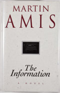 Books:Signed Editions, Martin Amis. Two SIGNED Books, including: The Information. [London]: Flamingo, [1995]. First printing. Signed by A... (Total: 2 Items)