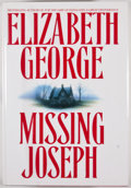 Books:Signed Editions, Elizabeth George. Five SIGNED First Editions, including: Missing Joseph. New York: Bantam, [1993]. First printing. ... (Total: 5 Items)