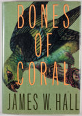 Books:Signed Editions, James W. Hall. Three First Editions, Two of Which Are SIGNED, including: Bones of Coral. New York: Knopf, 1991. Firs... (Total: 3 Items)