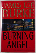 Books:Signed Editions, James Lee Burke. SIGNED. Burning Angel. New York: Hyperion, [1995]. First edition, first printing. Signed by Burke...