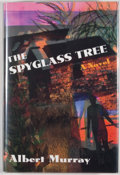 Books:Signed Editions, Albert Murray. SIGNED. The Spyglass Tree. New York: Pantheon Books, [1991]. First edition. Signed by the author ...