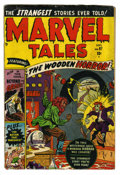 Golden Age (1938-1955):Horror, Marvel Tales #97 (Atlas, 1950) Condition: VG....