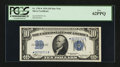 Small Size:Silver Certificates, Fr. 1701* $10 1934 Silver Certificate. PCGS New 62PPQ.. ...
